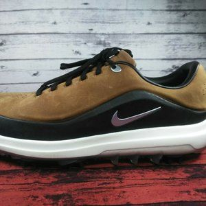 Nike Air Zoom Precision Brown Black Golf Sz 11.5